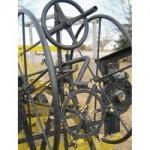 mechanical wheels g036