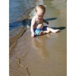 beach baby g038